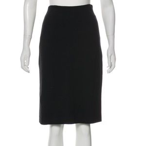 Theory Classic Knee Length Skirt